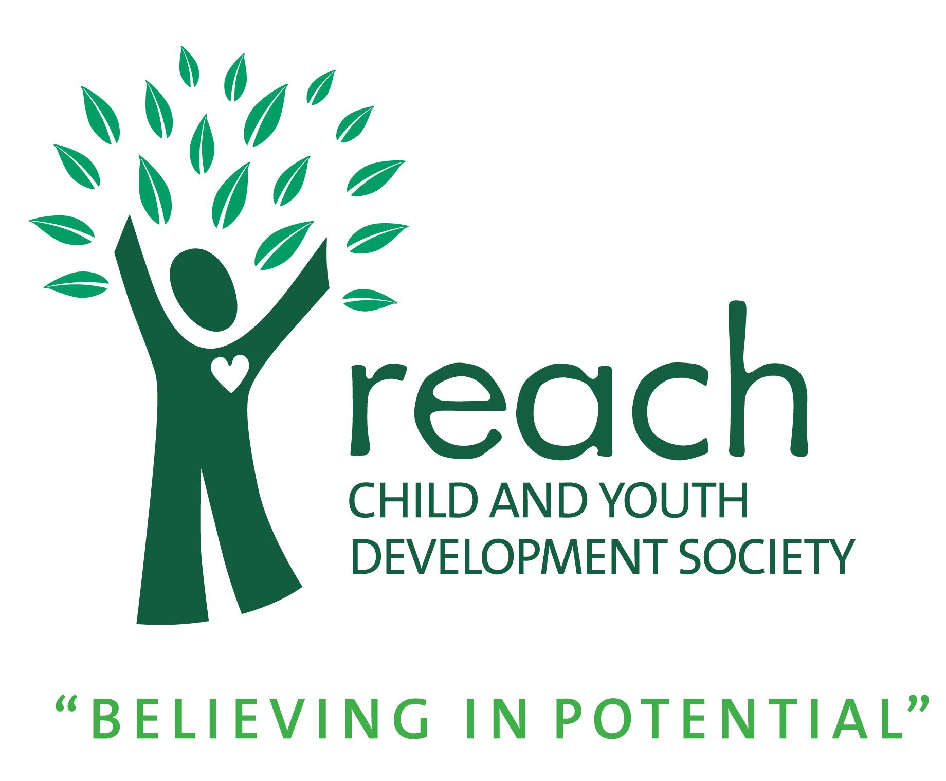 Logo   reach child development