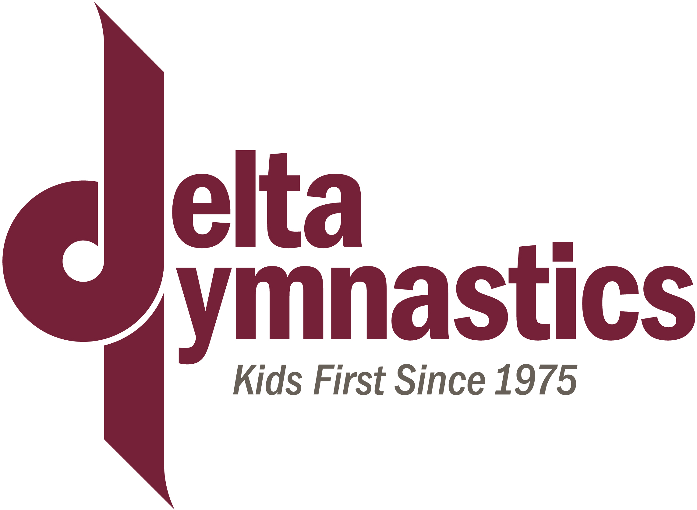 Logo   delta gymnastics