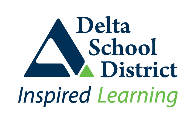 Logo   delta school district