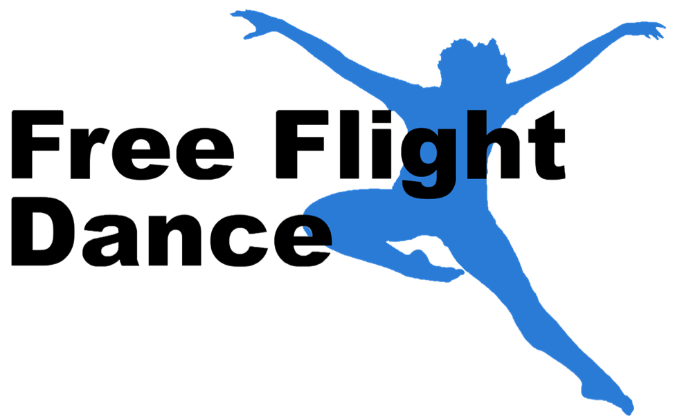 Logo   free flight dance