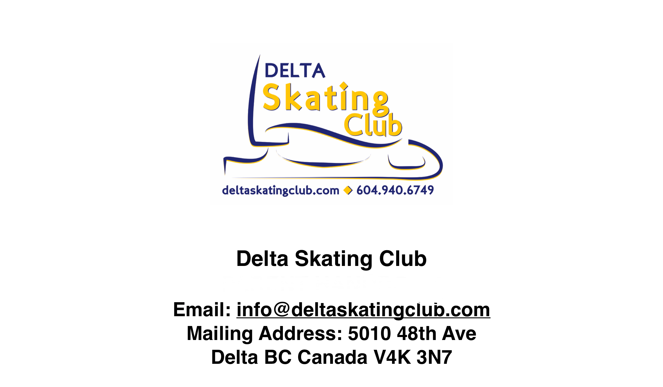 Logo   delta skating club