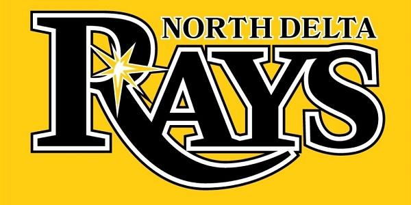Logo   north delta baseball